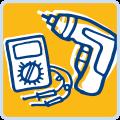 Mechatroniker Icon