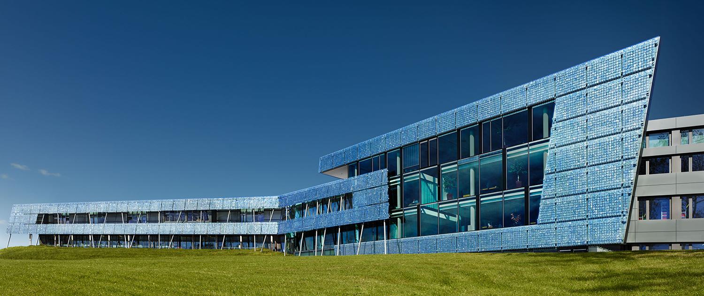 Gebäude RENA TECHNOLOGIES